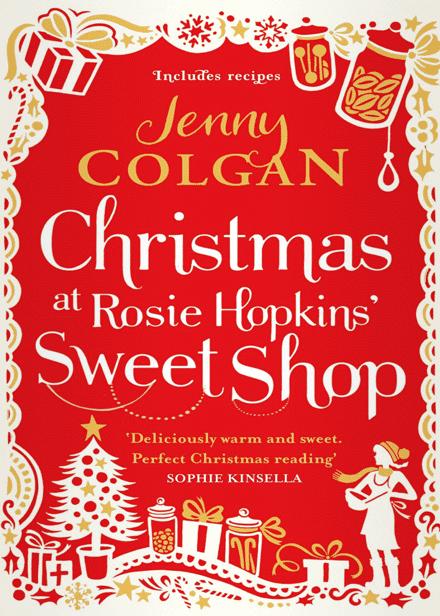 'Christmas at Rosie Hopkins' Sweet Shop
