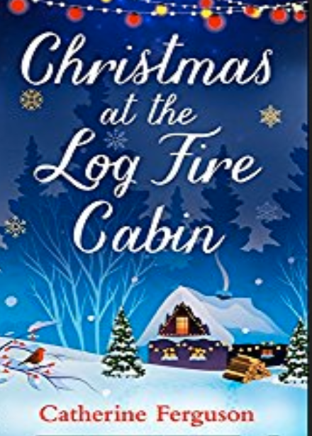 Christmas At Log Fire Cabin