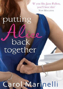 Putting Alice Back Together book cover