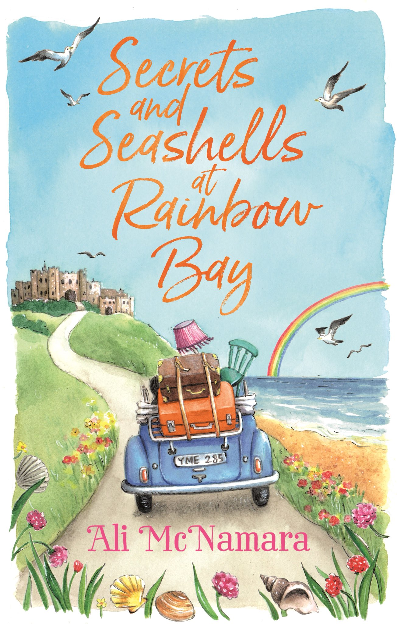 Secrets And Seashells At Rainbow Bay