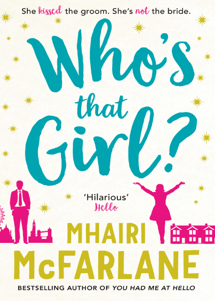 Who's That Girl? Paperback