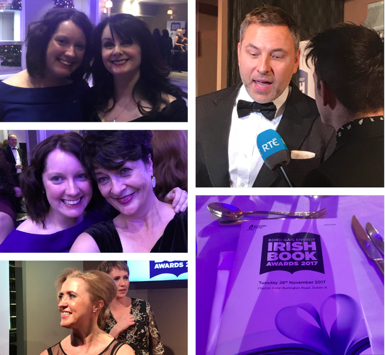 Bord Gais Energy Irish Book Awards 2017