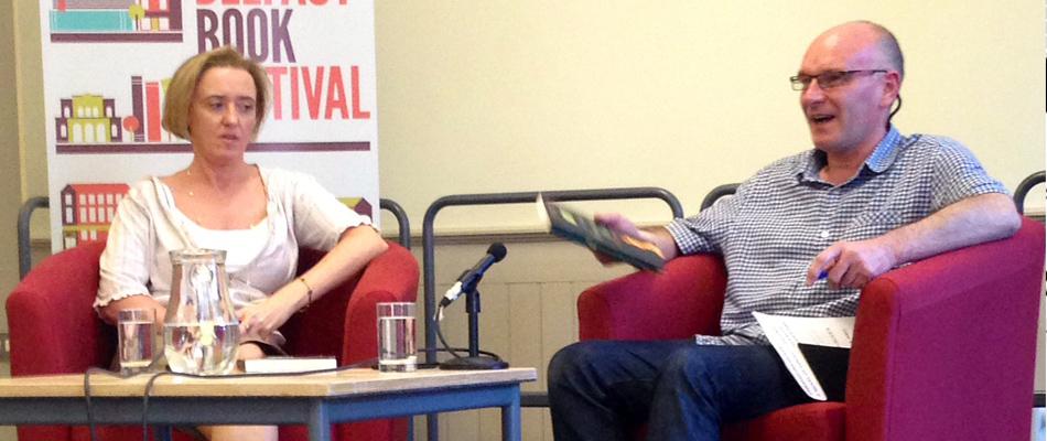 Liz Nugent At Belfast Book Festival