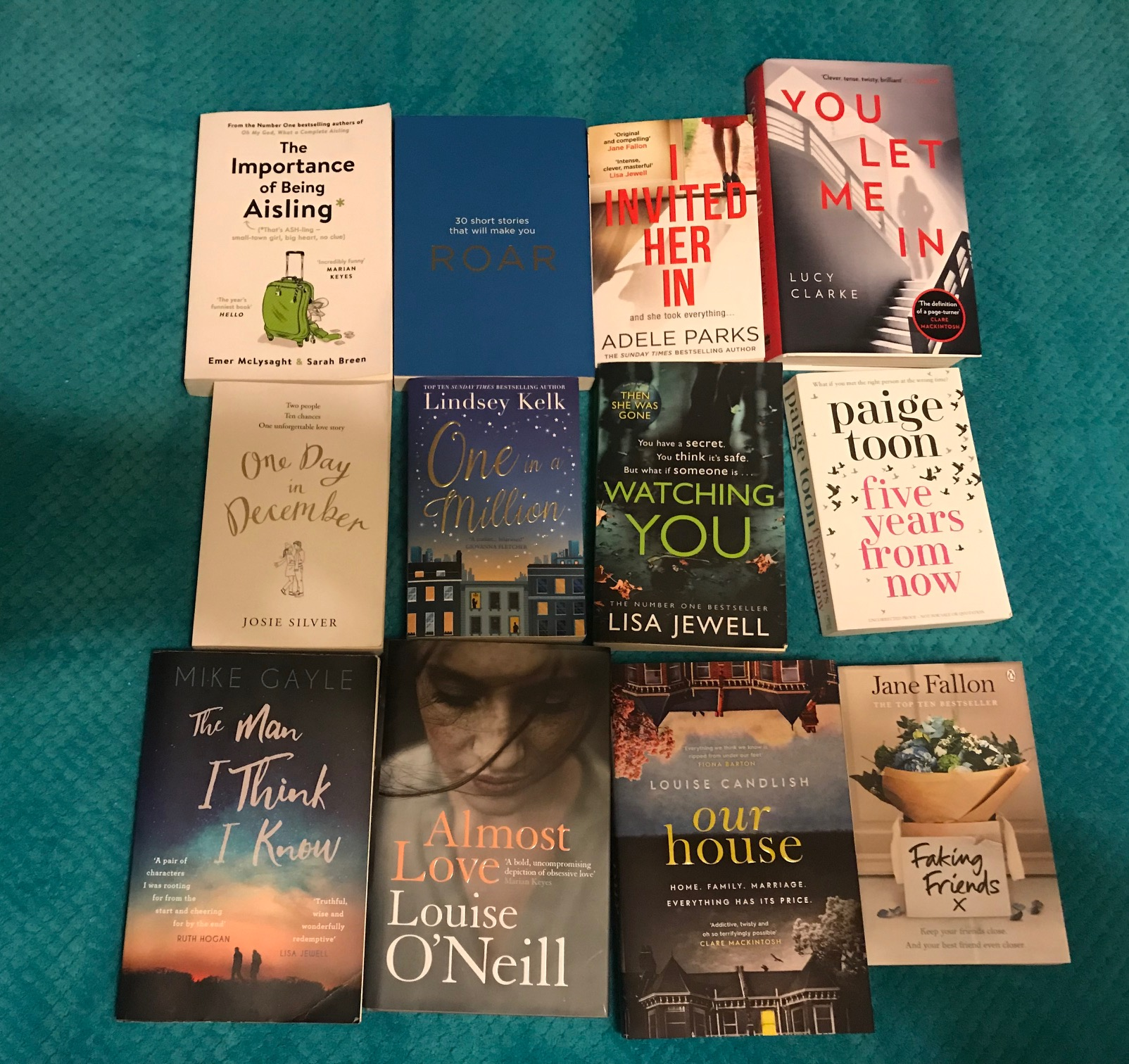 My 12 Books Of 2018