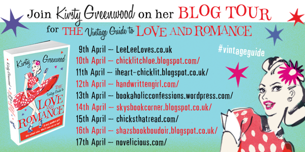 The Vintage Guide To Love And Romance Book Tour